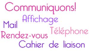 Communiquons